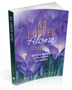 No Longer Alone by Maria Yerema